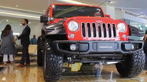 jeep india india u0027s first jeep showroom wrangler unlimited u0026 grand cherokee