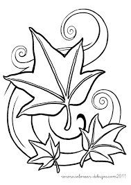 coloring pages for kindergarten 4 free printable fall coloring pages activities leaves and