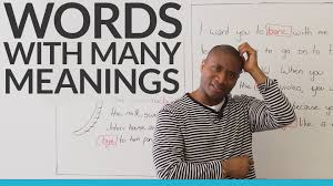 In House Meaning by Learn English Words With Many Meanings Youtube
