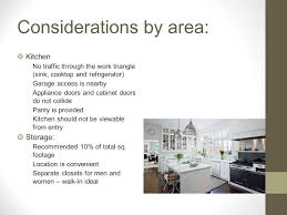 Kitchen Work Triangle by Residential Planning Zones Social Public Area And Most Used