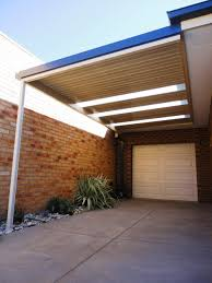 attached carport carports pergolas patios colorbond steel builders for life