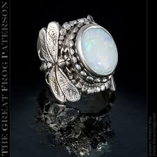 large silver rings images Silver nature rings silver nature pendantsthe great frog paterson jpg
