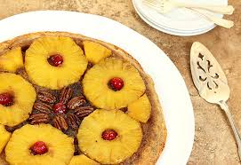 the best pineapple upside down cake has rum creative culinary