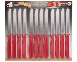 kitchen knives made in usa alfi cutodynamic made in usa set of 12 steak knives