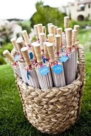 wedding souvenirs ideas 35 creative summer wedding favors ideas weddingomania