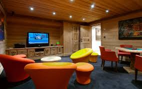Home Cinema Decor Uk by Chalet Pearl In Courchevel 1850 By Skiboutique