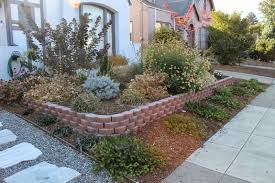 awesome landscape ideas for front yard low maintenance images