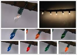 c9 incandescent light strings buy c9 incandescent bulb light string decorative light waterproof