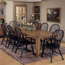 liberty dining room sets liberty furniture treasures 9 piece leg table bowback chair set