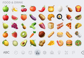 drink emoji avocado and bacon emojis are finally here with apple u0027s latest