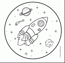outstanding little einstein rocket ship coloring pages with rocket