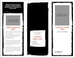 professional samples templates part 5