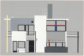 rietveld schroder house floor plans de stijl at 100 and 3 prototypical designs