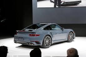 porsche carrera 911 turbo 2016 porsche 911 turbo and turbo s revealed autocar