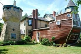 cape cod house forget the widow s walk this cape cod house is a ship curbed