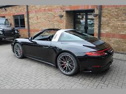 porsche 4s for sale uk used 2016 porsche 991 911 targa 4s pdk 2 for sale in bromley