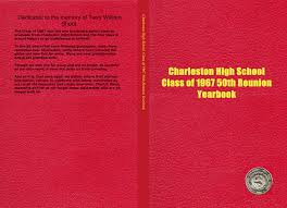 class yearbook charleston high school class of 1967 50th reunion yearbook by jim