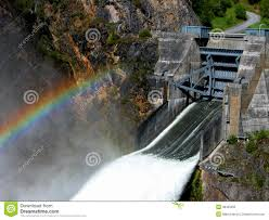 boundary dam spillway stock photo image 45306573