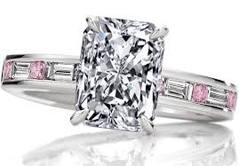Pink Diamond Wedding Rings by Pink Diamonds Engagement Rings From Mdc Diamonds Nyc