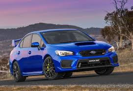 subaru sti 2018 subaru wrx u0026 wrx sti on sale in australia sti spec r added