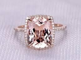 gold and morganite engagement rings best 25 morganite ring ideas on gold morganite