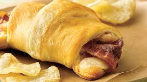 Turkey Bacon and Cheese Sandwiches Recipe Pillsbury