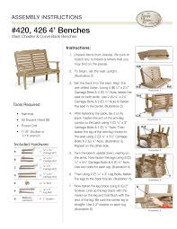 park bench from dutchcrafters amish furniture