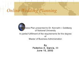 wedding planner degree online weddingplanning