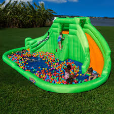 Water Slide Backyard Backyard Water Toys Inflatable Water Slide Design Idea And