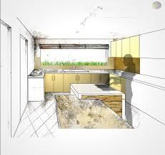 back to scandinavia modern kitchen sketch plush decor