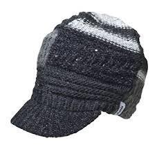 Patchwork Cap - フェニックス phenix patchwork brim cap ph558hw26 bk