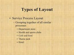 plant layout of hotel design layout