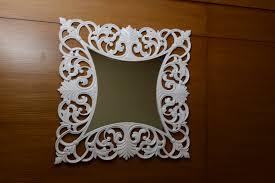 jali home design reviews square mirror frame square jali mirror ad artefacts
