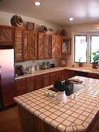 Mexican Kitchen Cabinets Sw Ideas Southwest Kitchens