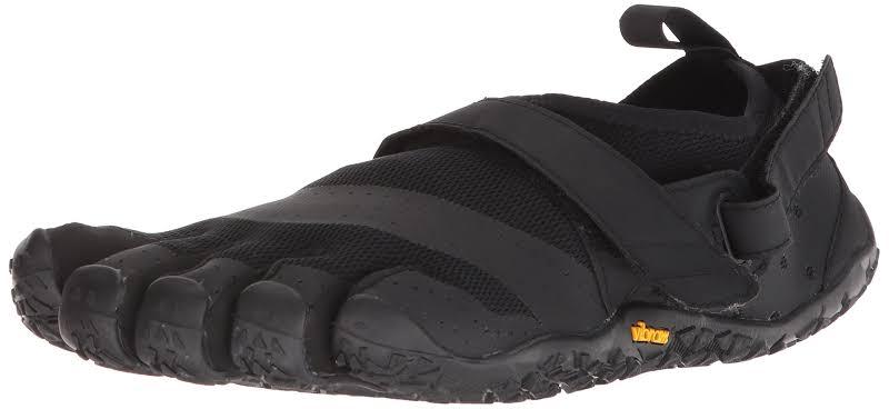 Vibram FiveFingers V-Aqua Water & Boat Shoes Black 39 EU 18M730139