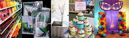 party rental stores party supplies celebrations party and rental store