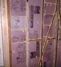 Basement Wall Insulation Options by Cut And Cobble Insulation Greenbuildingadvisor Com