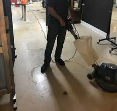 commercial floor cleaning and restoration