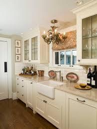 Kitchen With Backsplash Pictures Best 25 Cream Cabinets Ideas On Pinterest Cream Kitchen