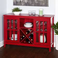 Rojo Tall Cabinet Sideboards Amazing Red Credenza Cabinet Red Credenza Cabinet Red