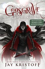 Barnes Noble Audio Books Godsgrave B U0026n Exclusive Book Nevernight Chronicle Series 2 By
