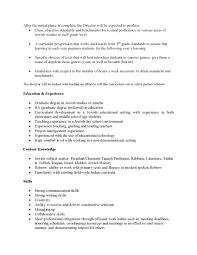 Summer Job Resume Sample 100 Resume Sports Resume For Dr Michael J Gourlay Dr