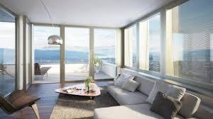 Wohnzimmer Zuerich Westlink Tower U0026 Cube Sbb Immobilien