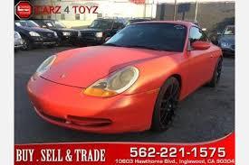 used 1999 porsche 911 for sale used porsche 911 for sale in los angeles ca edmunds