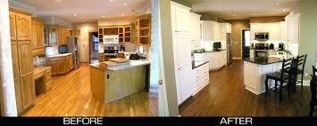 Paint Wood Kitchen Cabinets Painting Oak Kitchen Cabinets Off White Spray Paint Wood Laminate