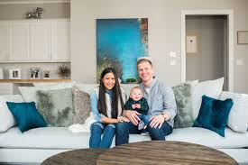 sean and catherine lowe share inside their dallas home and