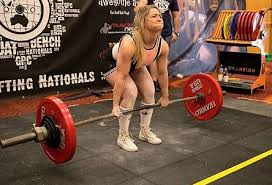 Biggest Bench Press In The World - jen smith ready to smash powerlifting world record heavy push com