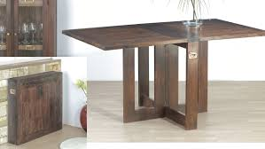 awesome fold up dining room table including modern simple design
