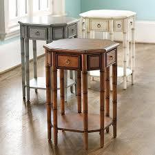 ballard designs end tables octagonal side table ballard designs