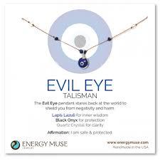 evil eye talisman necklace view the best evil eye talisman